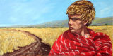 William in the Masai Mara