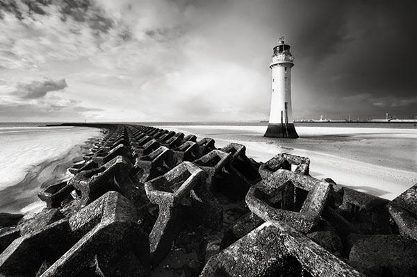 Perch Rock Lighthouse, New Brighton