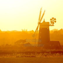 Burnham Overy Windmill Norfolk