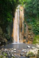 Diamond Waterfalls St Lucia