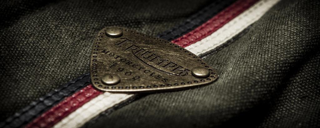 Triumph Bag Product Photography
