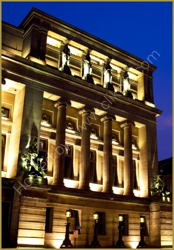 The Mitchell Library