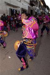Saya traditional dance