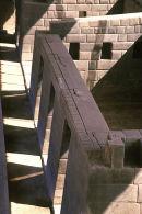 Qorikancha, the Inca Temple of the Sun interior