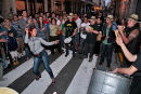 Samba in the street