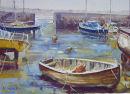 Lympstone Harbour.