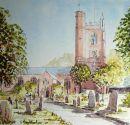 Alphington Parish Church.