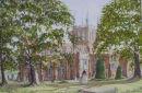 The Parish Church, Crediton.