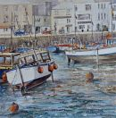 Boats Mevagissey