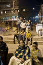 Varanasi in Uttah, Pradesh. India
