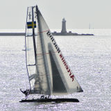 America's Cup Action (Artemis)