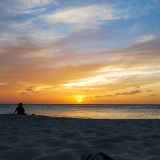 Another Day Ends in Paradise - Aruba
