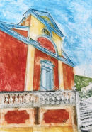 St Julie's Nonza Corsica