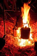 Camp Fire, Simpson Desert