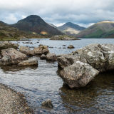 Patchy sunlight - Wastwater