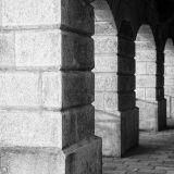 Royal William Yard arches
