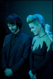 Ben Wishaw and Alice Eve