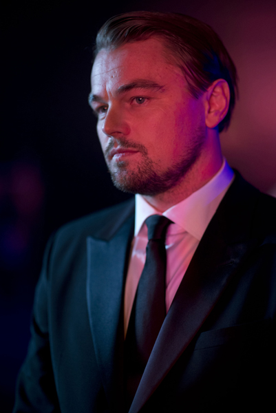 DiCaprio Red