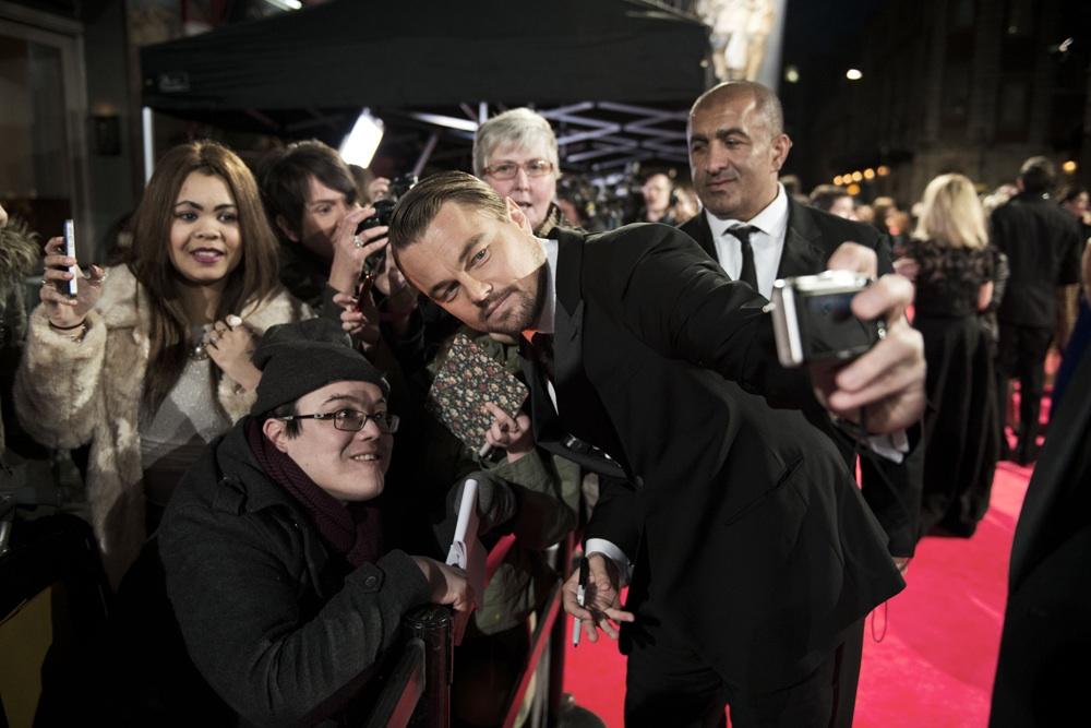 DiCaprio fans