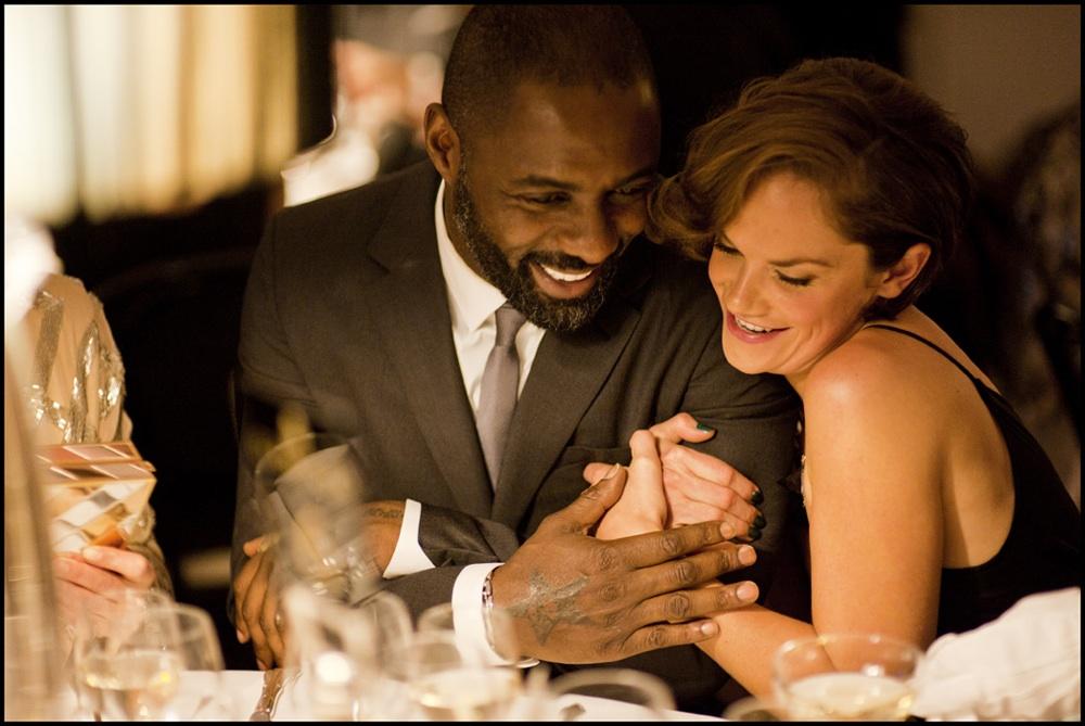 Idris and Ruth