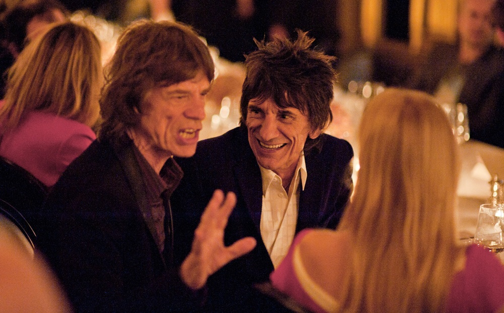 Jagger and Wood