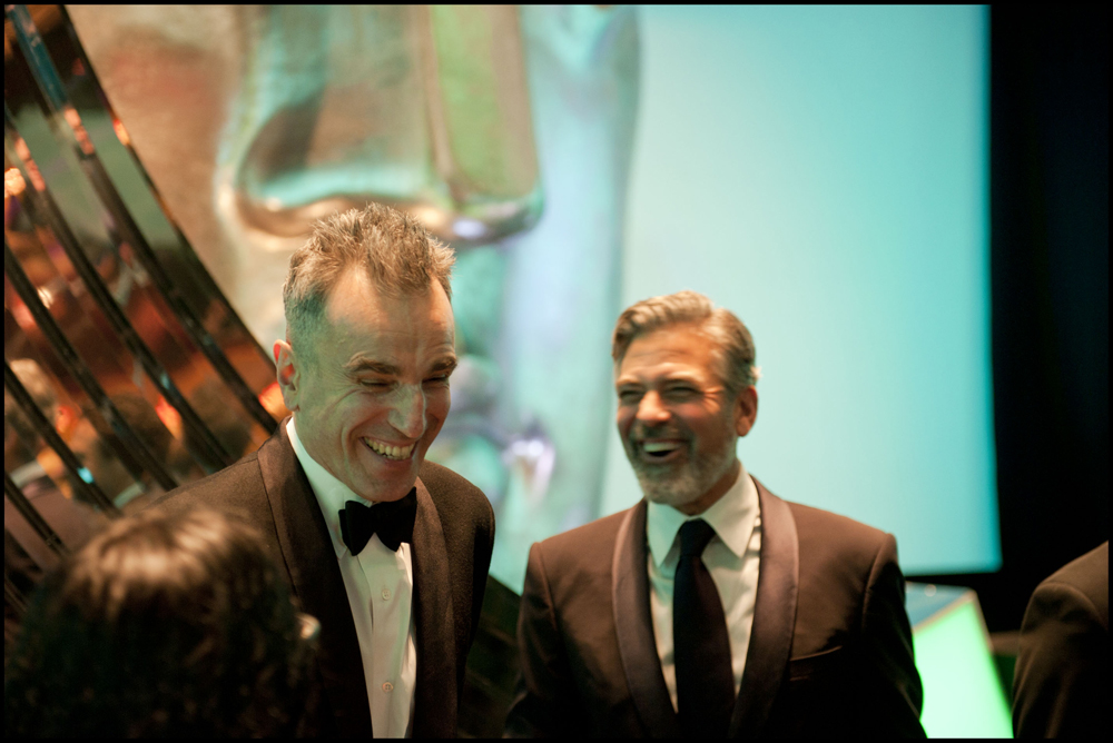 Lewis and Clooney