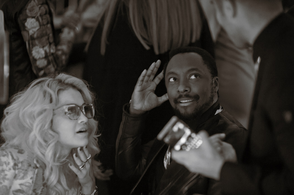 Rita Ora and Will.I.Am