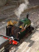 Barton house railway