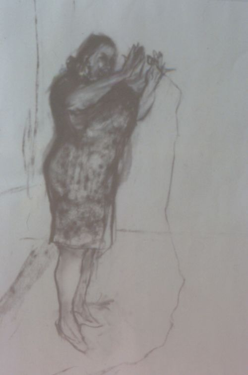"""""""LADY LINDA FROM NEW ORLEANS"""" (drawing)"""