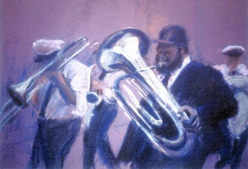 NEW ORLEANS' TUBA FATS ON TOUR