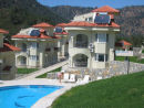 Our Villa and pool 1