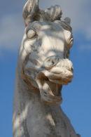 Horse Statue @ San Martorellet - Menorca