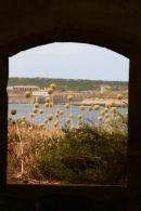 La Mola Window 1 - Menorca