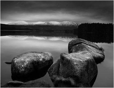 3 Rocks - Loch Garten