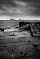 Ardbeg Pier - Islay.