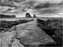 The Clett Rocks - Brough