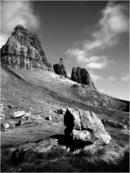 The Quirang Pinnacles - Trotternish