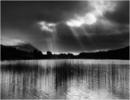 The Lily Loch After The Rain - Loch Nan Eilean