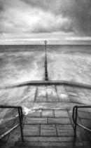 """Groyne #4"" - Aberdeen beach"