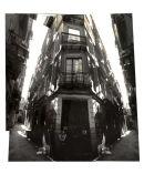 Black and White Barcelona