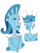 Ice King and Queen