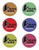 Blackhawk Logo (different colours)