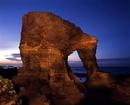 Arch and stack at Lizard Point