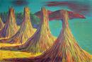 Titicaca Haystacks III