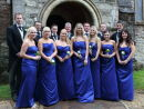 Bridesmaids & Ushers - Fawley Church