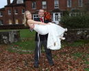 Anneliese &amp; David - Bartley Lodge Hotel