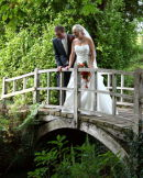 George & Simons Wedding at Exbury Gardens