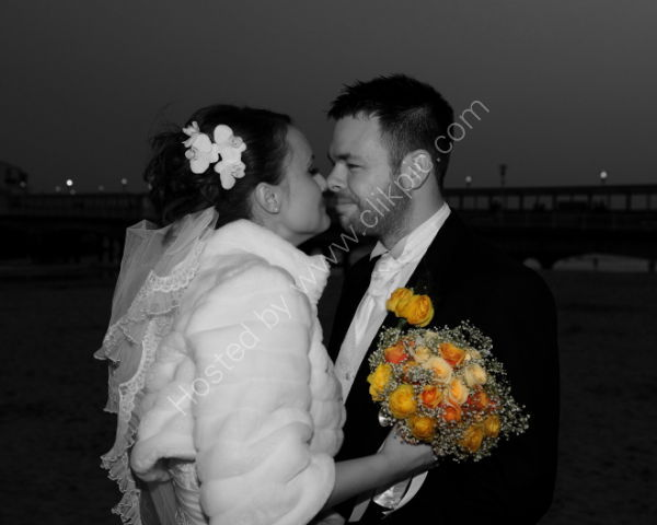 Asli & David -  Bournemouth