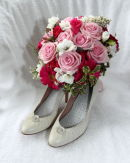 Bouquet & Shoes