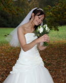 Amy - from the Wedding of Amy &amp; Chris - St Anne;s Manor - Wokingham